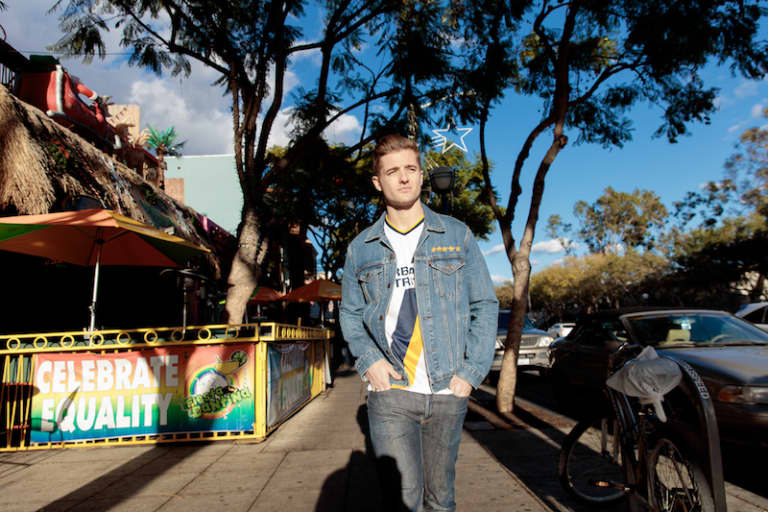 Robbie Rogers found a new home and a new life in the Los Angeles neighborhood of West Hollywood   #ThisIsLA -