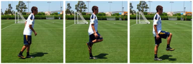 Breaking Down The Functional Movement Screen: Hurdle Step -