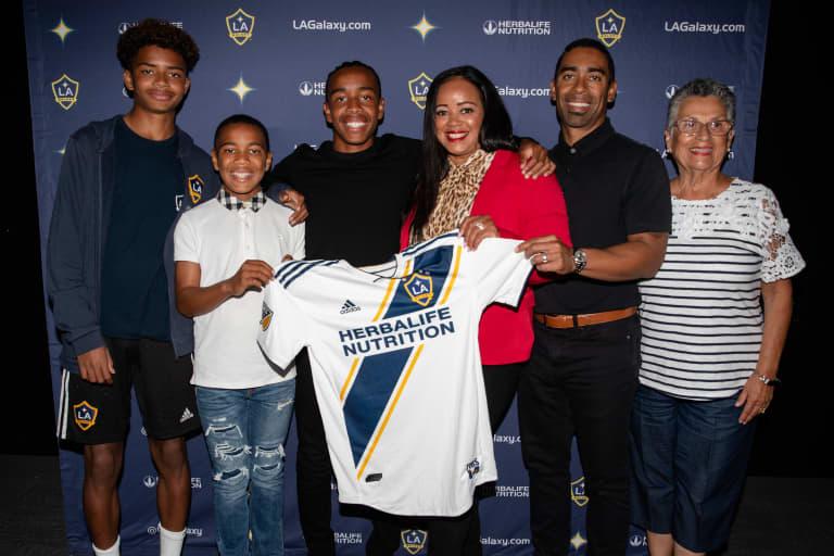 Homegrown Kid: Cameron Dunbar's journey to the LA Galaxy  -
