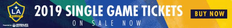 LA Galaxy sign defender Giancarlo Gonzalez -