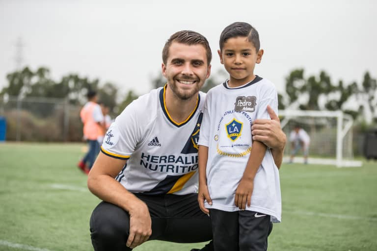 LA Galaxy announce 2017 Team Awards -