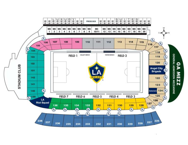 Season Ticket Member Representatives -