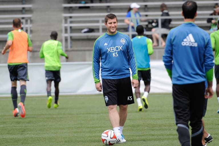 LA Galaxy hire Kurt Schmid as Director of Player Personnel and Scouting -