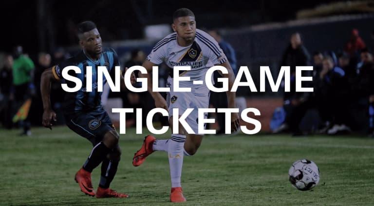 LA Galaxy II Tickets -