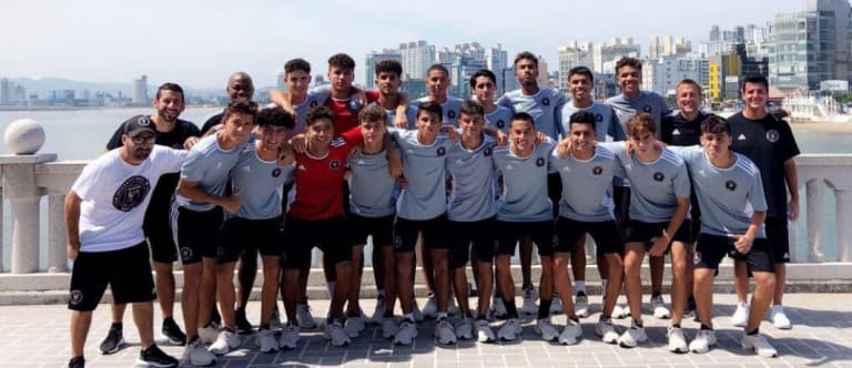 academy in korea
