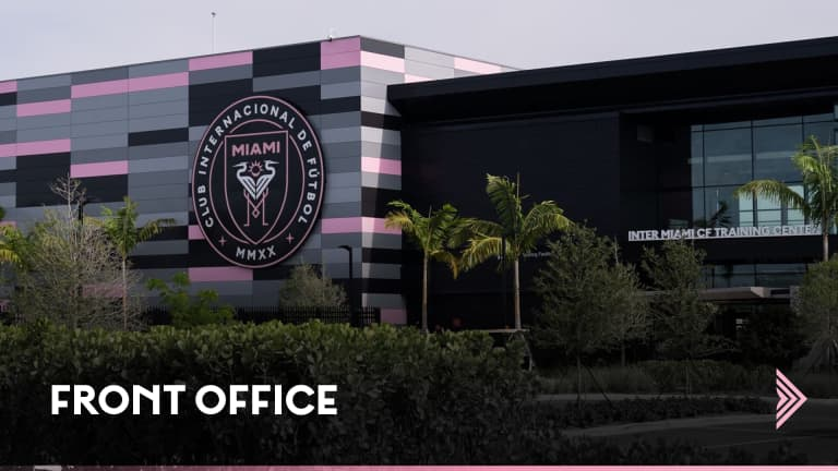 Club-FrontOffice