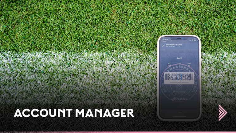 Tickets-AccountManager
