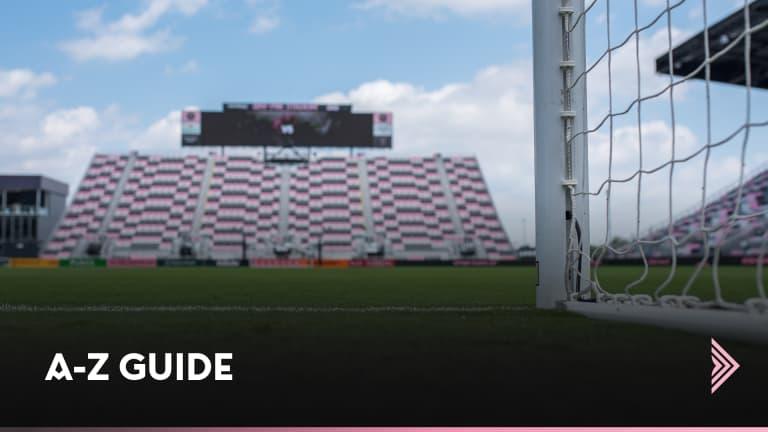 Matchday-AZGuide
