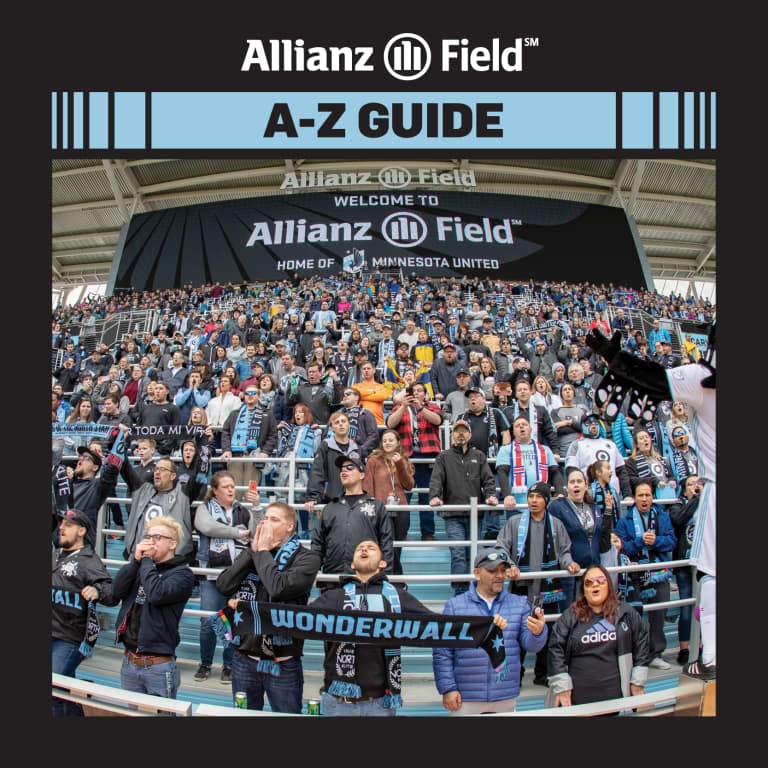 Game Guide: MNUFC vs. New York Red Bulls - A-Z GUIDE