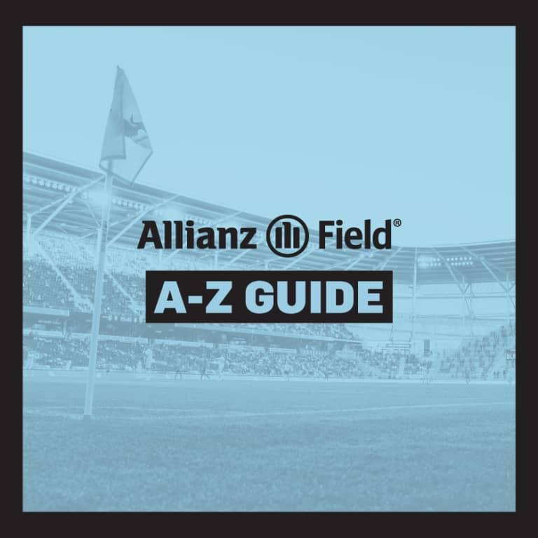 Game Guide: MNUFC vs. Vancouver Whitecaps - A-Z GUIDE