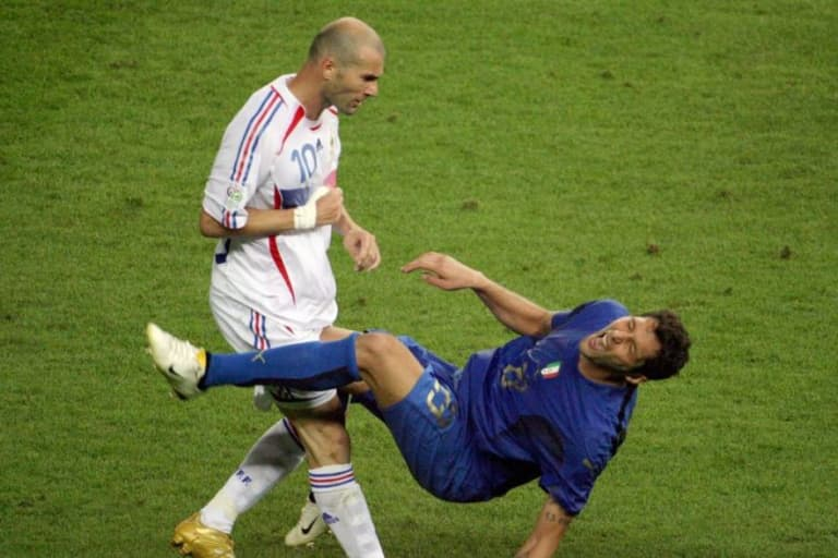 Not-So-Great Moments in World Cup History -