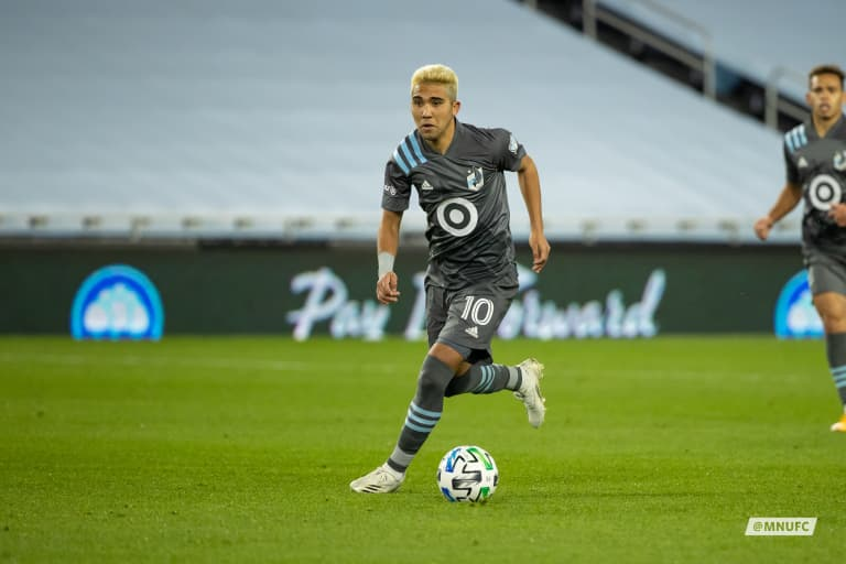 EMANUEL REYNOSO: 10 things you don't know about me -