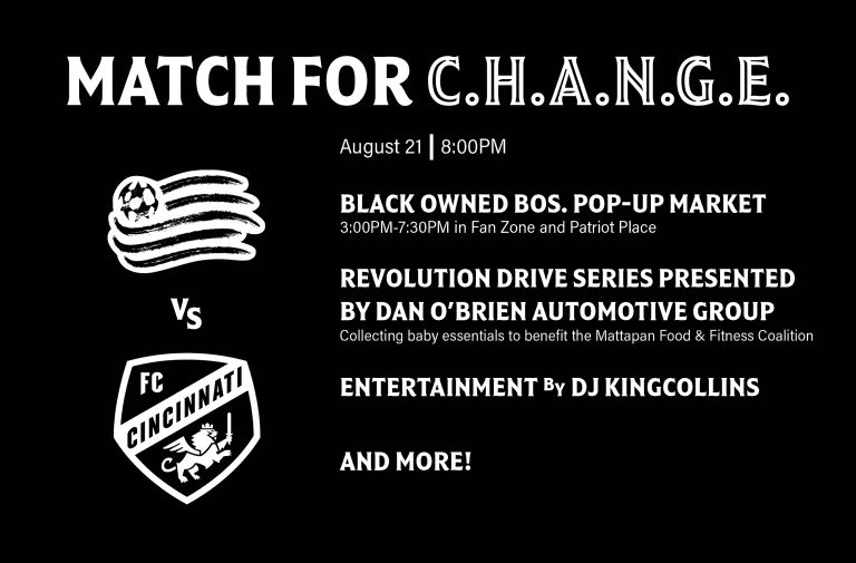 Match for CHANGE Twitter
