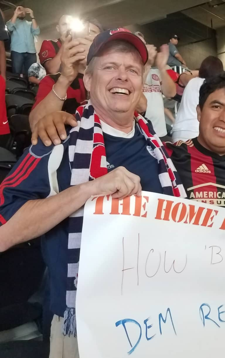 Hometown Heroes | Revolution supporters delivering the goods amidst COVID-19 -