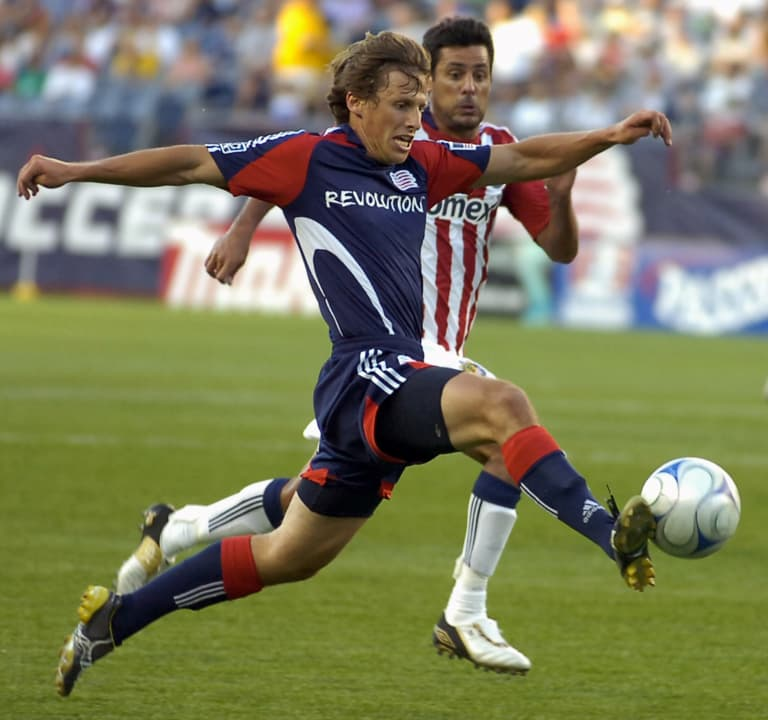 Wells of Hope | Former Revs midfielder runs 100 miles in 24 hours for charity -