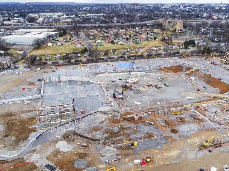 Weekly Stadium Update: February 5 -