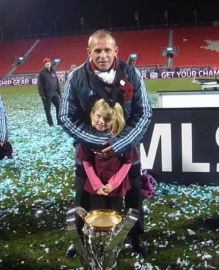 Millie and Gary Smith's father-daughter dynamic brings out the best in both   -
