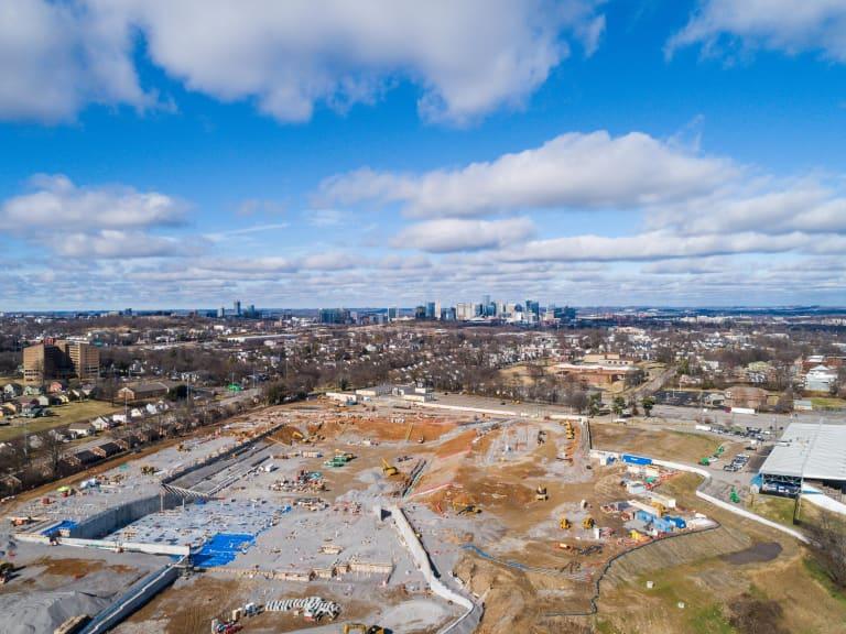 Weekly Stadium Update: January 8 -