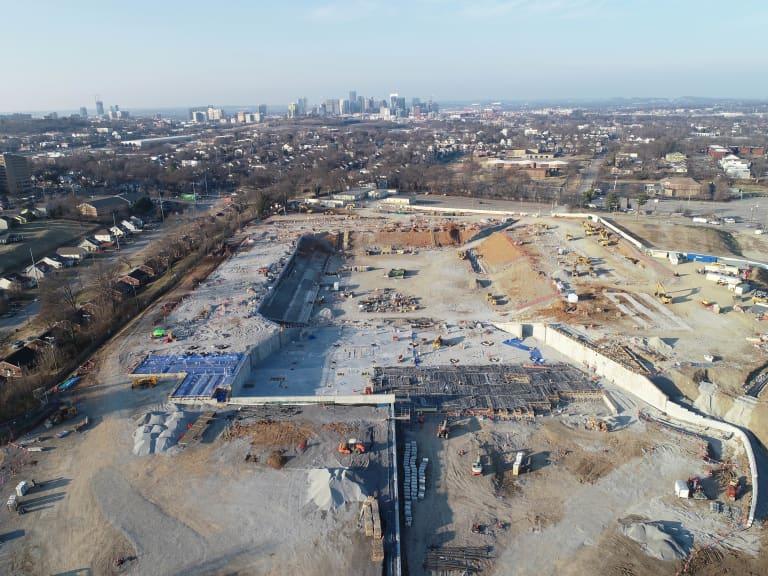 Weekly Stadium Update: January 15 -