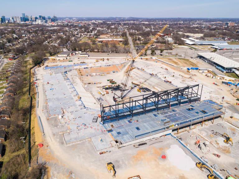 Weekly Stadium Update: March 12 -