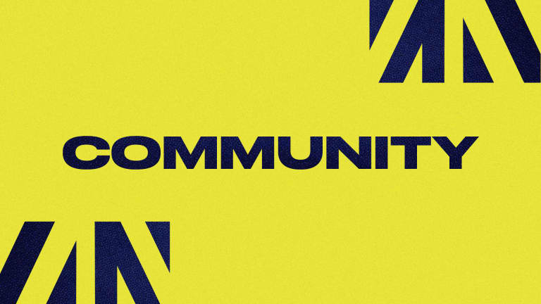 Website Graphics - COMMUNITY