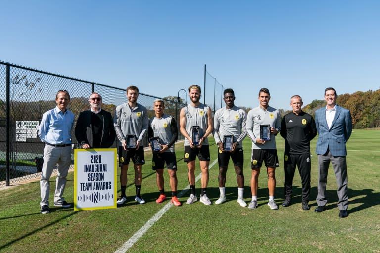 Nashville SC Announces End of the Year Awards in Club's Inaugural Major League Soccer Season -