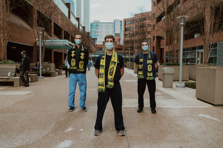 Keep Building: Meet the People Behind Nashville SC's Schedule Reveal  -
