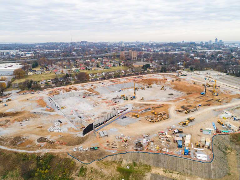 Weekly Stadium Update: December 4 -