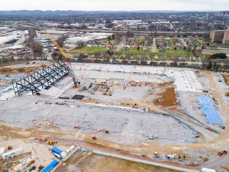 Weekly Stadium Update: March 19 -