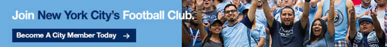 New York City FC Announces Citi Field Series for 2020 Season -