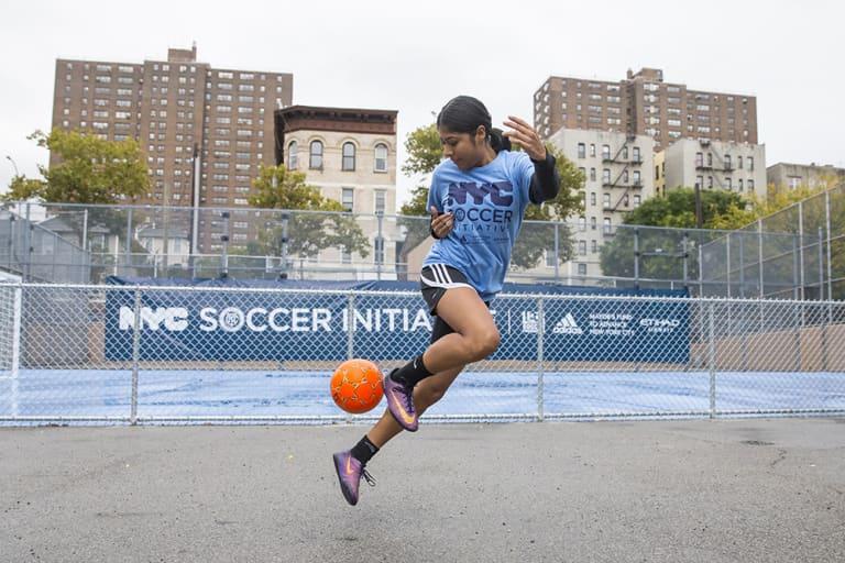 2018 NYC Soccer Initiative | Soccer Day - https://newyorkcity-mp7static.mlsdigital.net/elfinderimages/Pictures/NYCSI/10152018-SoccerDay-Bronx-Hostos-017.JPG