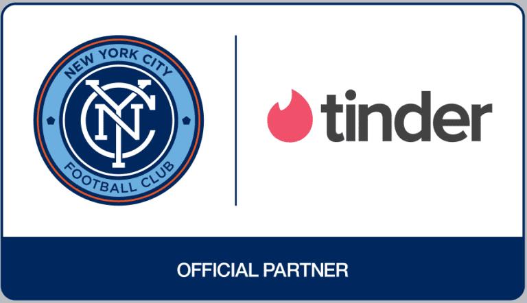 New York City FC and Tinder Create #PerfectMatch -