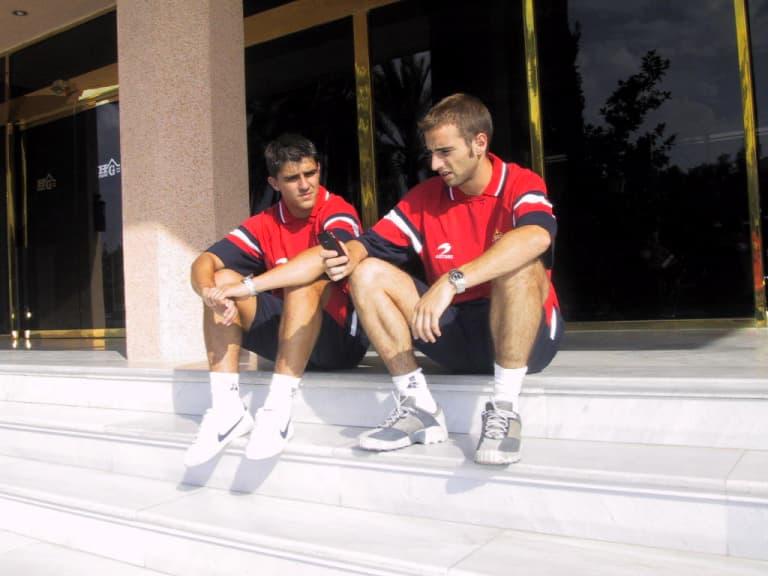 Pablo Alvarez Happy to Reunite with Good Friend David Villa at New York City FC -
