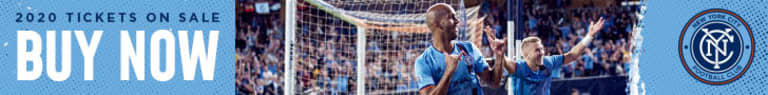 What TV Channel is NYCFC vs. AD San Carlos on? -