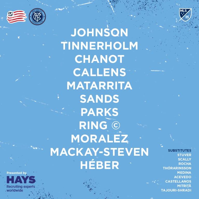 Match Recap | New England Revolution 0-2 NYCFC -
