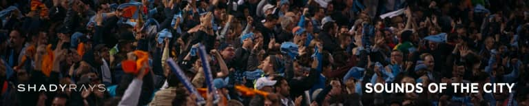 Matchday   Sounds of the City -