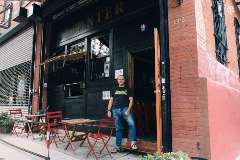 Banter Bar, Brooklyn NY