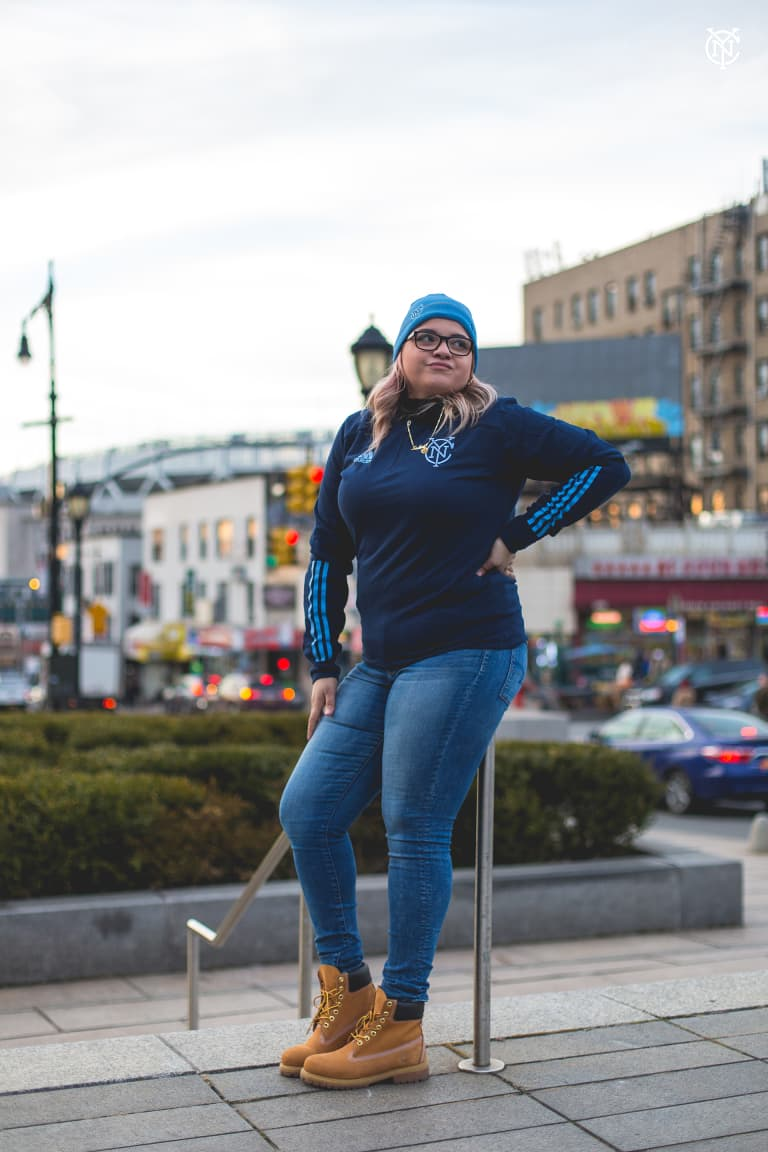 Why I'm NYC | Tara M. -