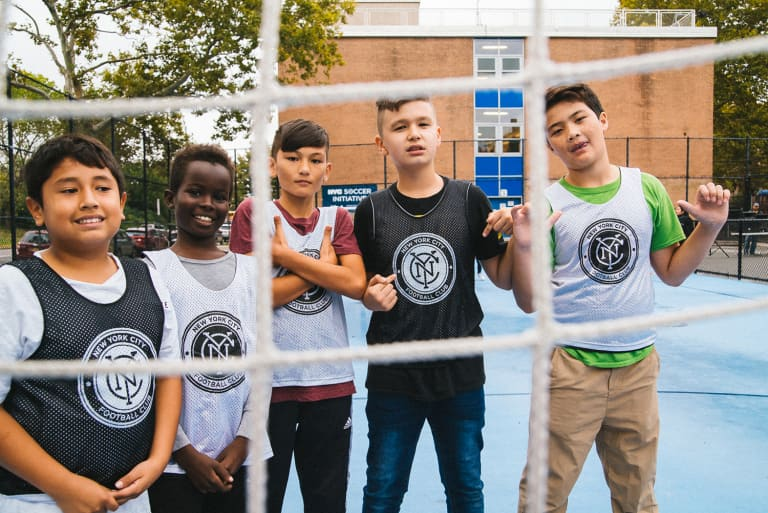 2018 NYC Soccer Initiative | Soccer Day - https://newyorkcity-mp7static.mlsdigital.net/elfinderimages/Pictures/NYCSI/10152018-SoccerDay-Queens-Playground62-008.jpg