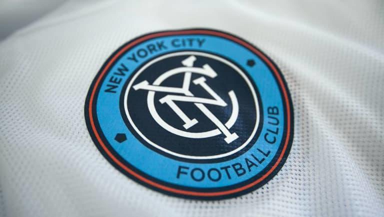 NYCFC Badge Apparel