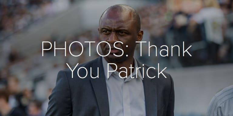 PHOTOS: Thank You Patrick - PHOTOS: Thank You Patrick