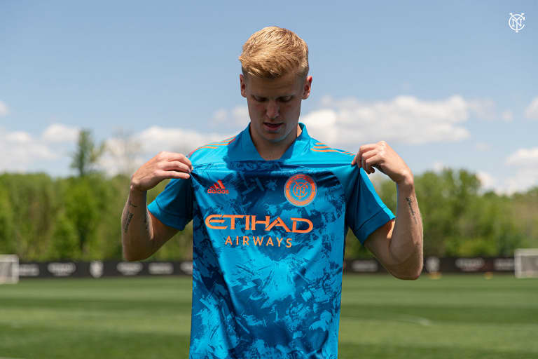 New York City FC joins Parley for the Oceans, Major League Soccer and adidas to launch 2021 jerseys made from recycled ocean plastic -