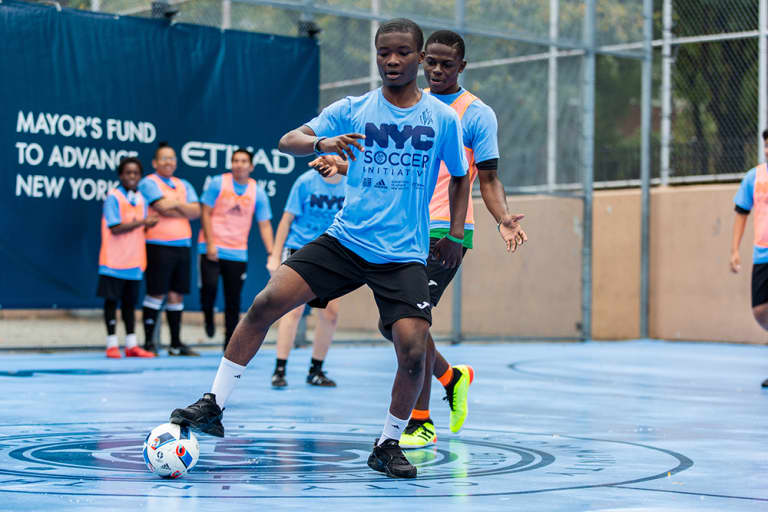 2018 NYC Soccer Initiative | Soccer Day - https://newyorkcity-mp7static.mlsdigital.net/elfinderimages/Pictures/NYCSI/10152018-SoccerDay-Bronx-Hostos-161.jpg