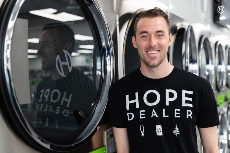 Humans of NYCFC: Brad Stuver -