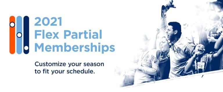Flex Partial Memberships -