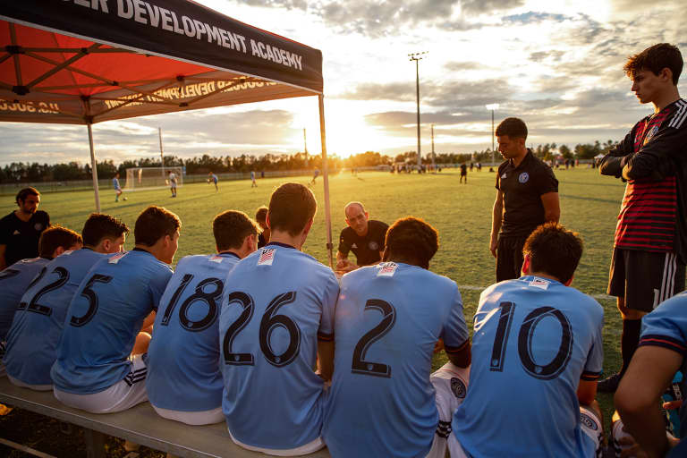 Safeguarding and Child Protection at New York City FC -