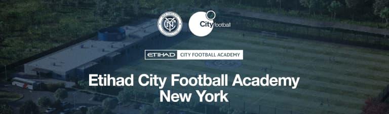 Etihad City Football Academy -