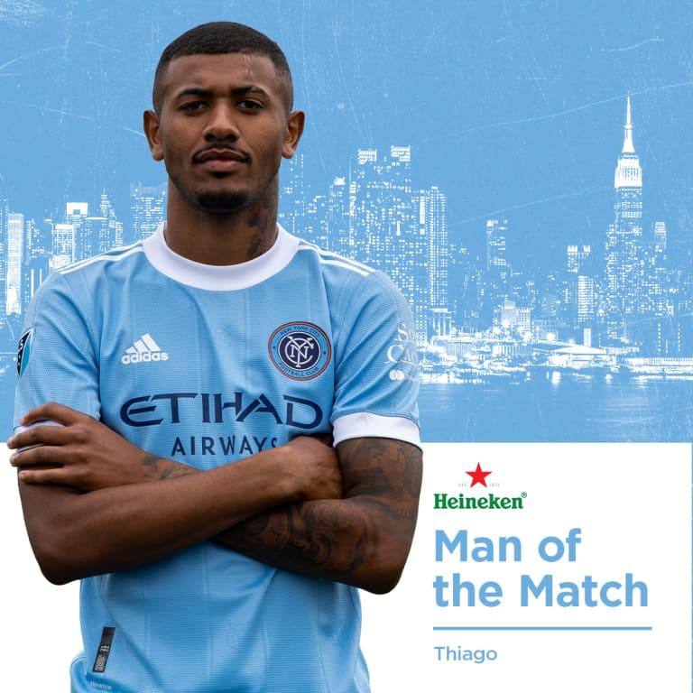 Match Recap   NYCFC 2-1 D.C. United -