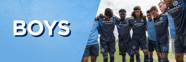 NYCFC Boys Academy - About -