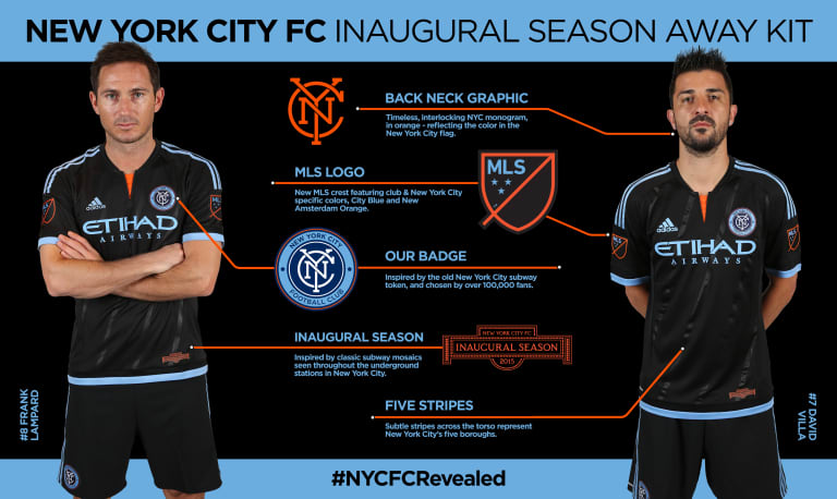 #NYCFCRevealed: The Complete Look -